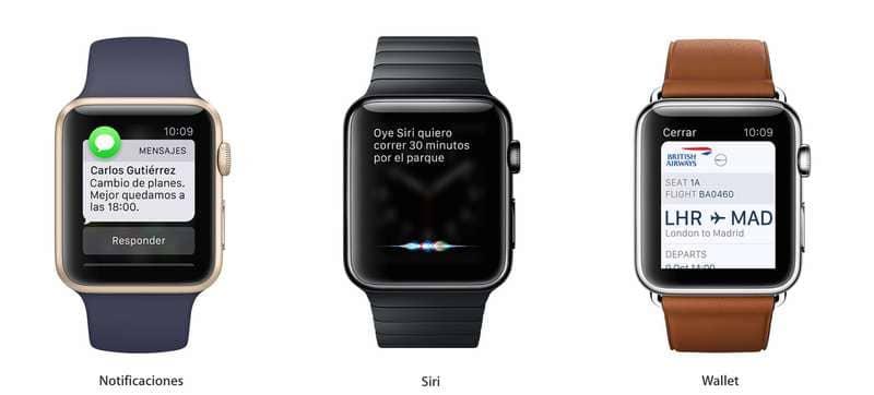 Apple Watch, estrena sistema operativo con importantes avances