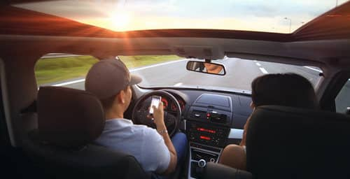 Modo Coche es la nueva propuesta para no usar el celular al conducir