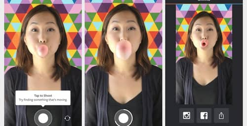 Boomerang es la nueva app de Instagram que te permite crear videos cortos