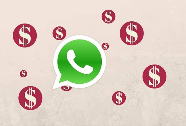 WhatsApp totalmente gratis ... y sus ingresos ¿de dónde vendrán?