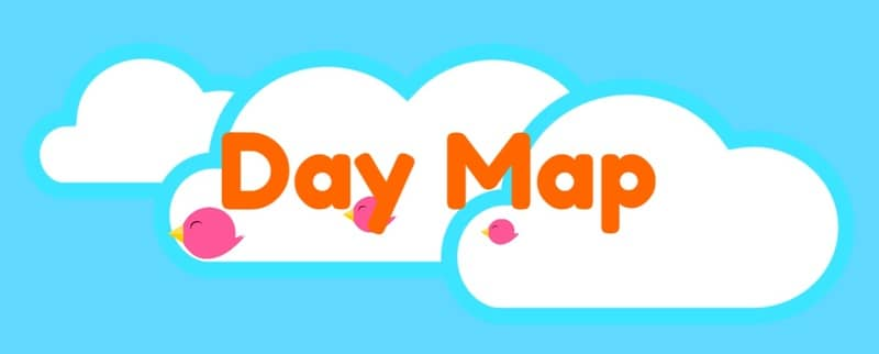 DAY MAP