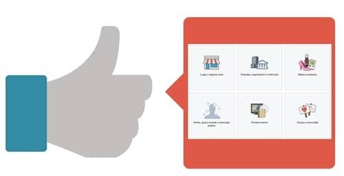 Pasos para crear una página de Facebook para empresas