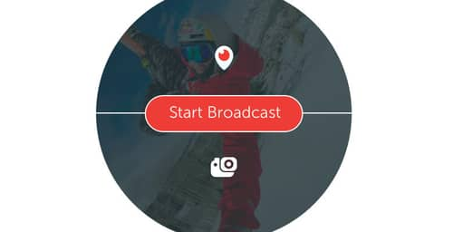 GoPro se suma al streaming con Periscope