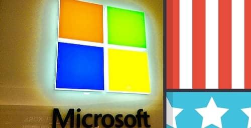 Qué pasa cuando el gobierno de EEUU solicita datos a Microsoft