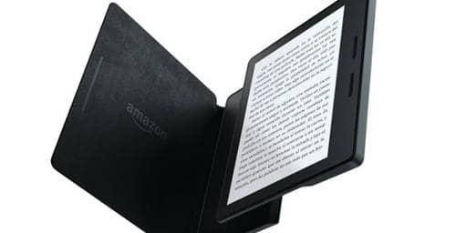 """Amazon crea su nueva versión """"Kindle Oasis"""""""