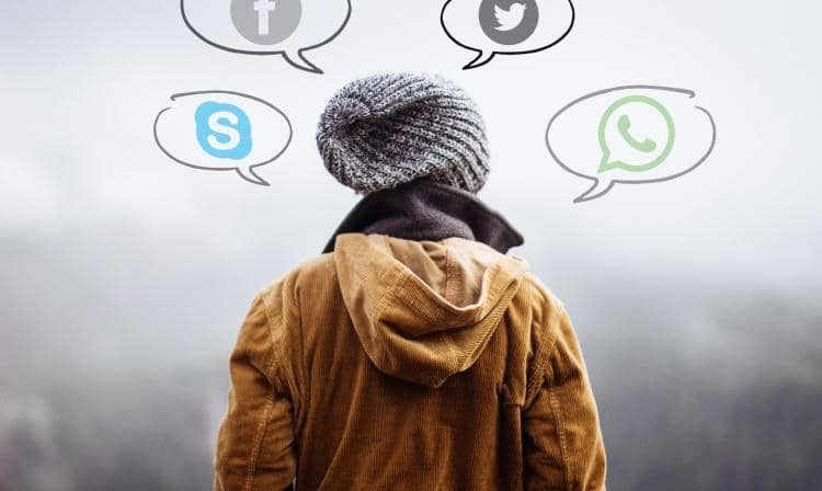 Franz: 14 servicios de mensajería un solo lugar