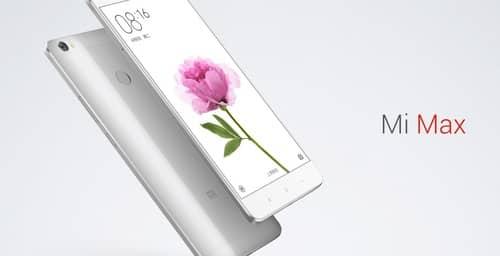 """Xiaomi desafía al mercado de los smartphones con el nuevo """"Mi Max"""""""