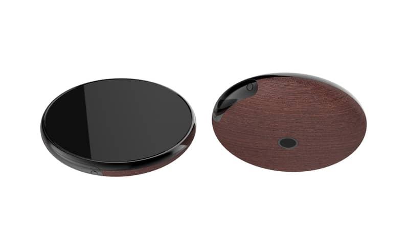El smartphone circular que no interrumpe
