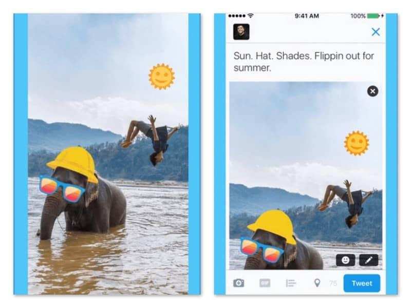 ¡Stickers! Nuevo recurso en Twitter