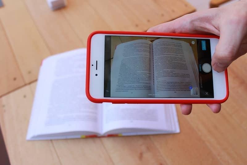 Escanear documentos con tu smartphone