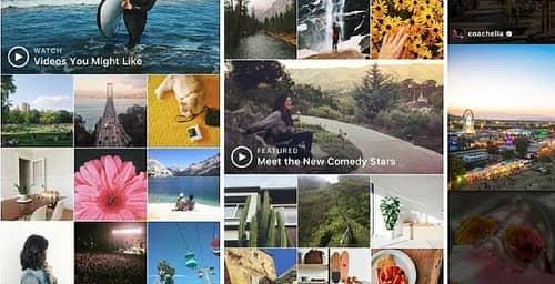 Videos que quizás te gusten: lo nuevo en Instagram