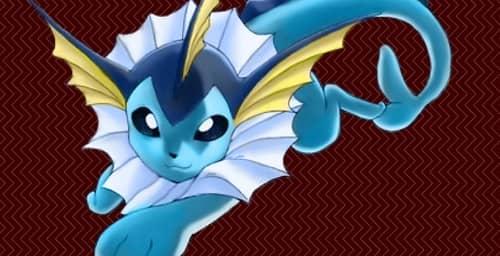 Pokemon Go: Todo por el Vaporeon