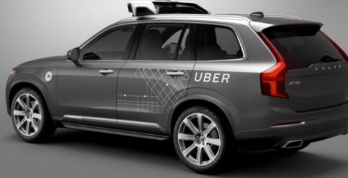 Volvo y Uber: Una alianza que va a dar que hablar