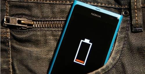 Adiós a las baterías bajas en los smartphones