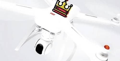 Del bolsillo a las nubes: el dron de Xiaomi