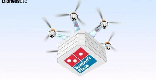 """Delivery de Pizzas """"como caídas del cielo"""""""