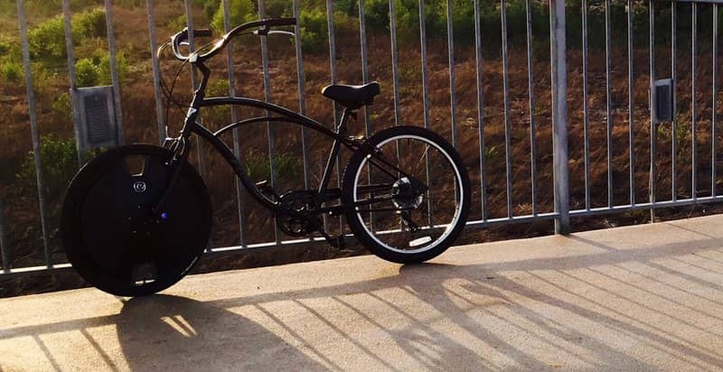 Pasa tu bici tradicional a una eléctrica