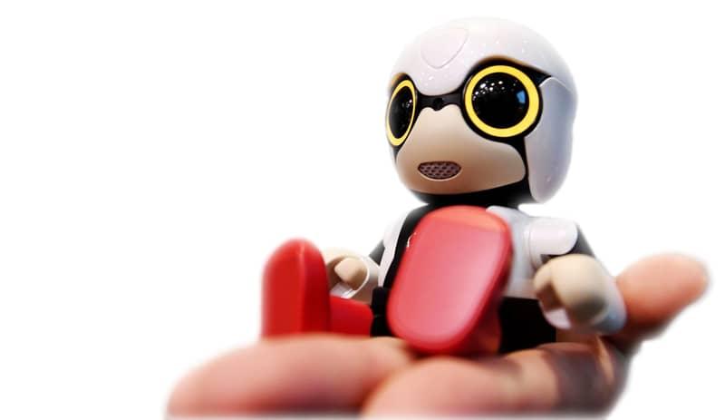 Mini Kirobo: nuestro amigo robot