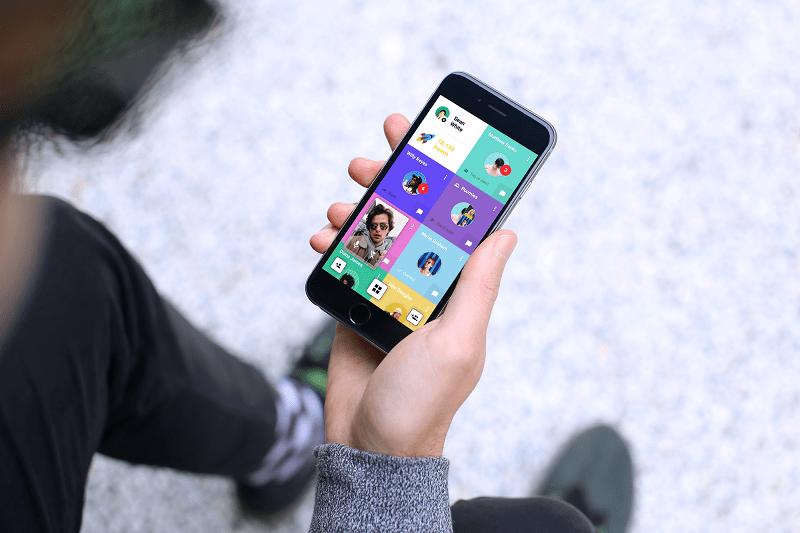 Tribe es una aplicación de videollamadas, al mejor estilo Walkie Talkie