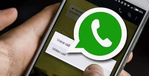 Videollamadas por WhatsApp