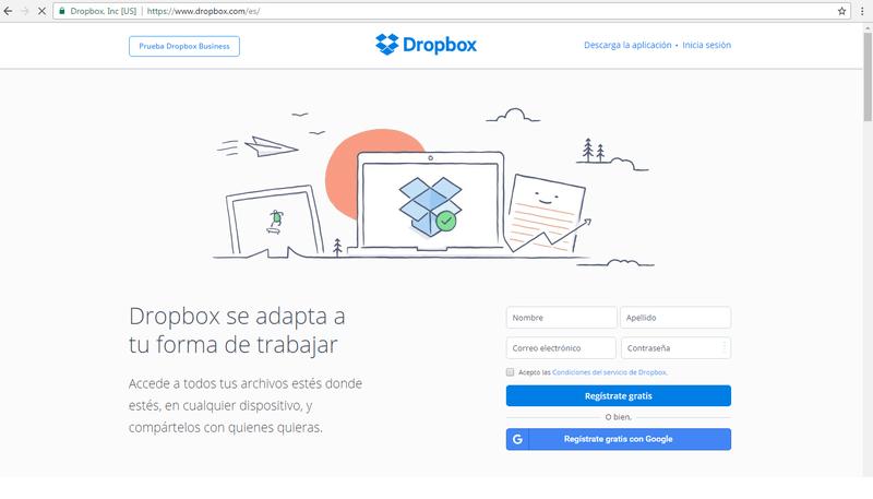 Dropbox, muchas funcionalidades que tal vez aún no conoces
