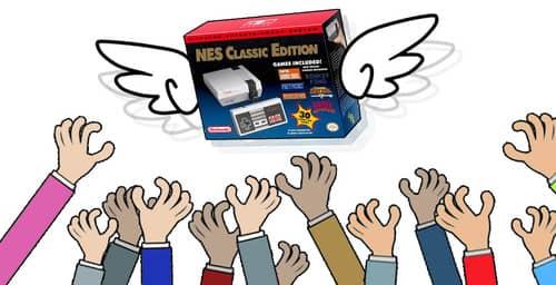 NES Classic Edition agotada en segundos