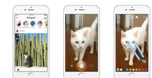 Nuevas funciones en Instagram Stories