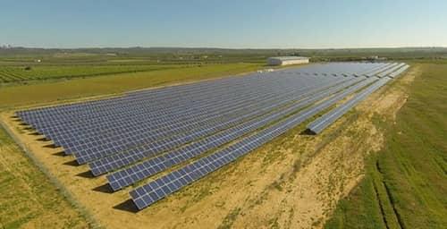 Uso de energías renovables en Google para el 2017