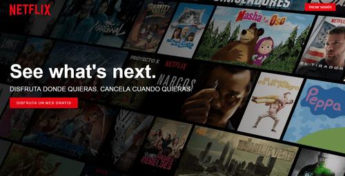 Netflix y los contenidos de calidad