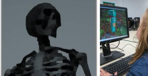 El malware que acecha a Minecraft