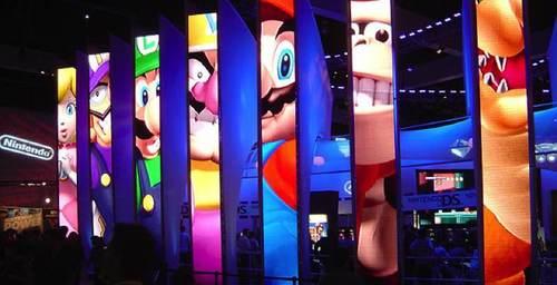 E3 abierta al público