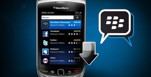 BlackBerry y su versión de BBM para los teléfonos Android 2.3 (Gingerbread)