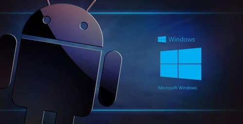 Ya puedes ejecutar aplicaciones Android en tu navegador de Windows