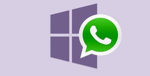 WhatsApp volvió a Windows Phone