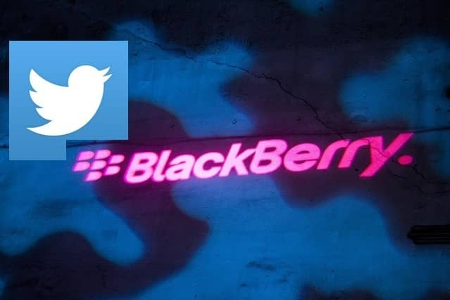 Twitter - Guía de Instalación para BlackBerry