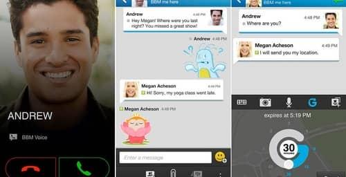 BlackBerry Messenger - Guía de Instalación para iOS