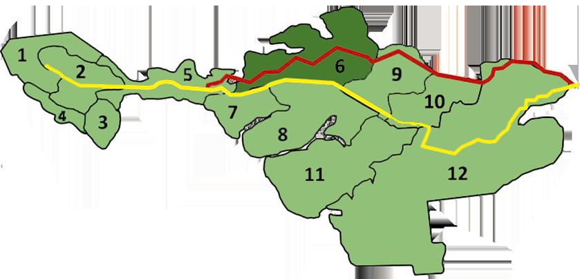 Cauca plano del buenaventura de colombia valle ▷▷ PLAYAS