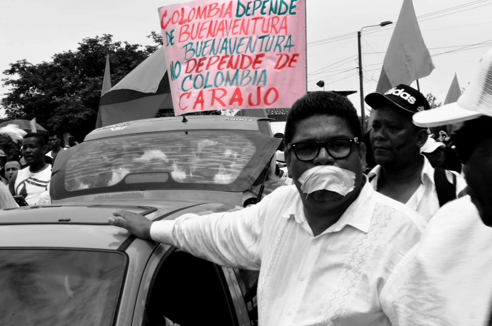 Salud en Buenaventura: sin atención y sin recursos