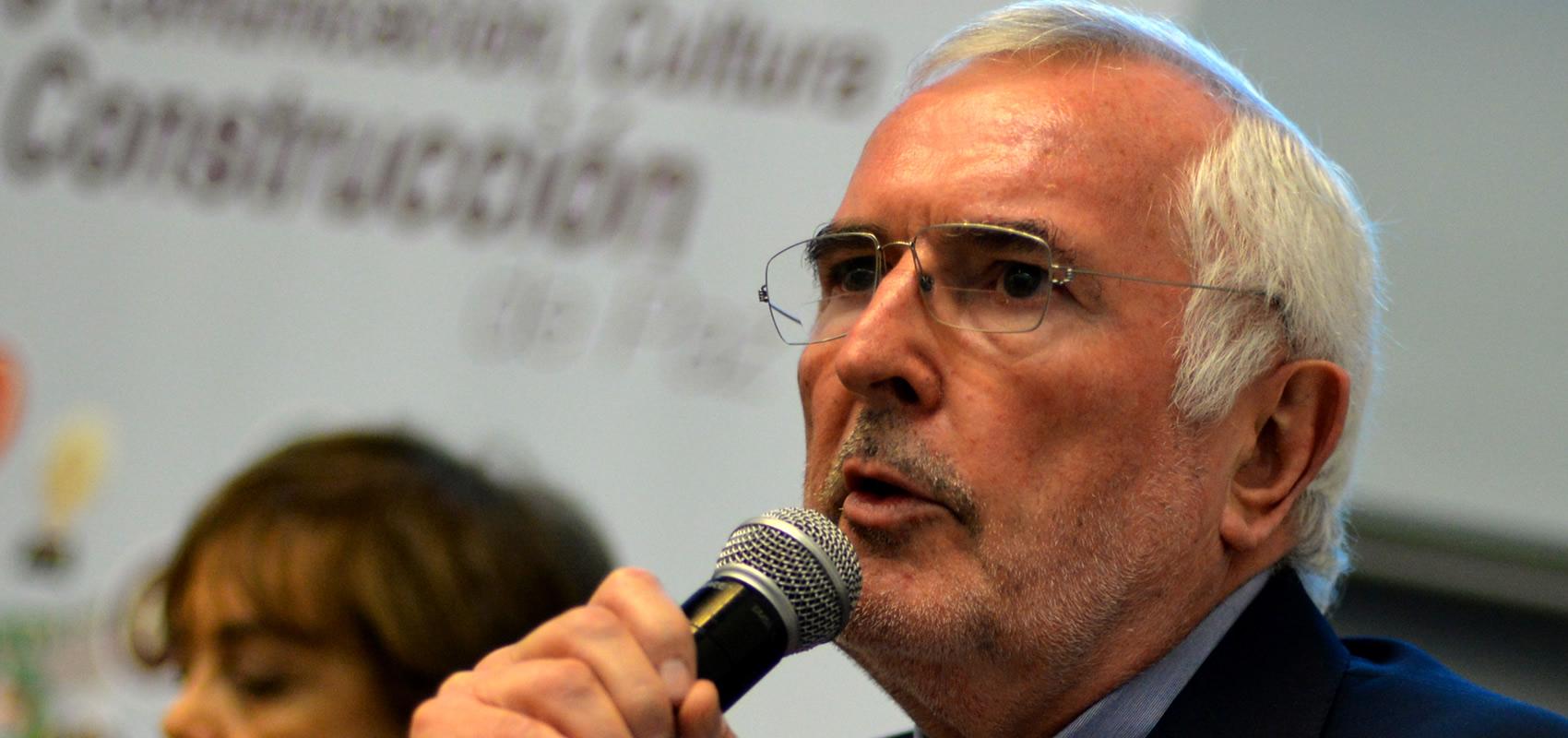 """""""El acuerdo de paz en Colombia merece todo el respeto del mundo"""": Patrick Colgan"""