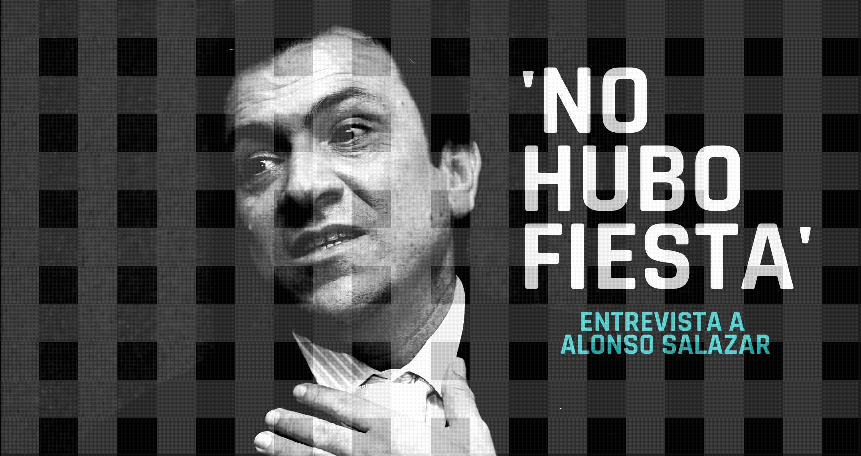 Alonso Salazar y su recuerdo de la revolución que iba a salvar el mundo