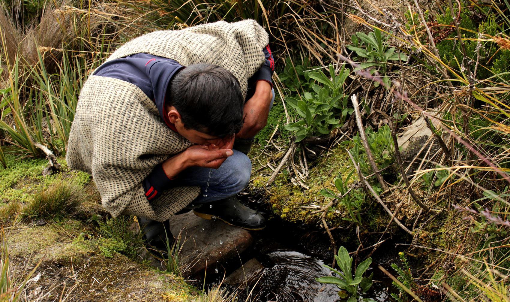 Estas son las regiones con la mejor y la peor agua de Colombia