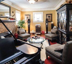 living room speakers