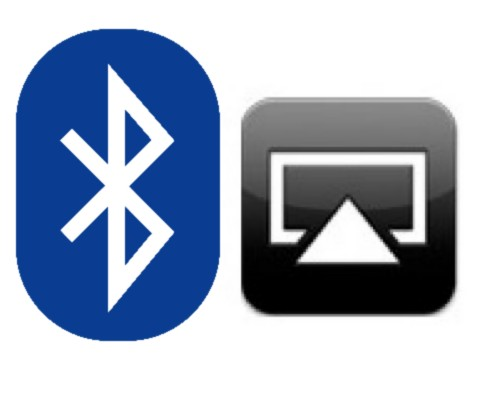 Airplay or Bluetooth for wireless speakers