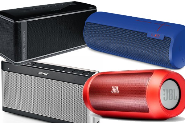 bluetooth wireless speakers four portable main