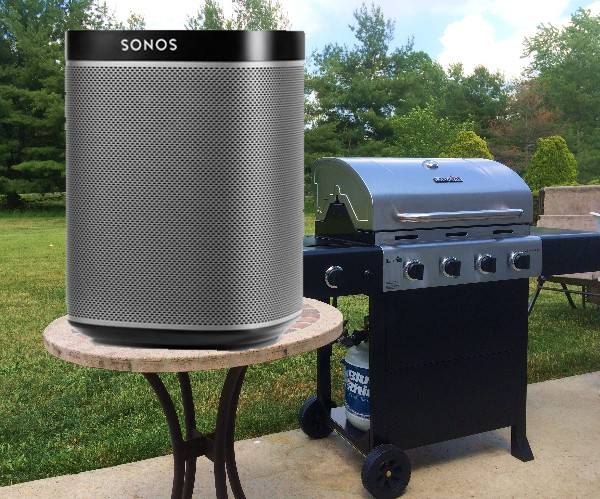 What Options Are There For Playing Sonos On Outdoor