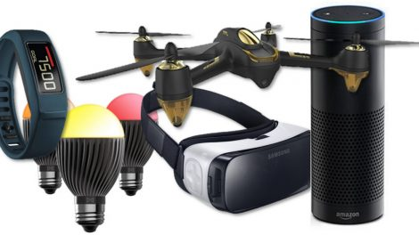 The emerging categories of 4K UHD, 3D printing, voice-controlled devices, virtual reality (VR), drones, wearables and the smart home will add 1.3% of growth to the consumer technology industry in 2017.