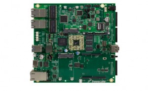 LS1021A-IoT Gateway Reference Design