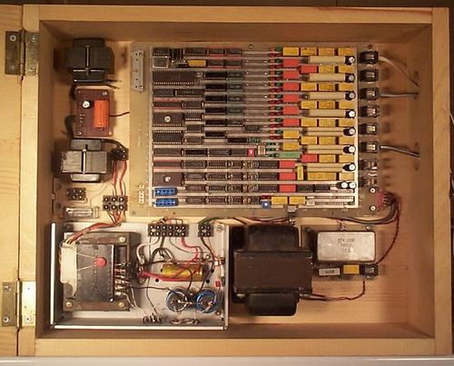 Homemade PBX