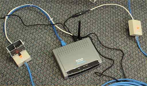 Yet Another Power Over Ethernet