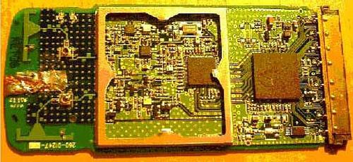 802.11b Wireless Technology Senior Design Project